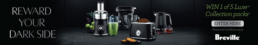Breville Luxe Collection Promotion