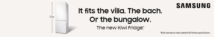 Samsung Kiwi Fridge