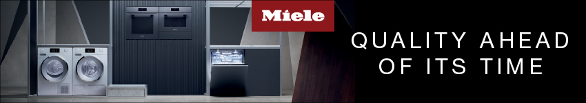 Miele Category Banner