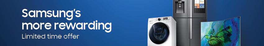 Samsungs More Rewarding Promo