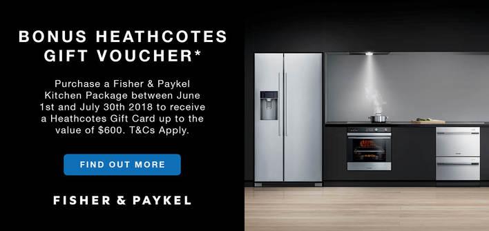 F&P Kitchen Promo