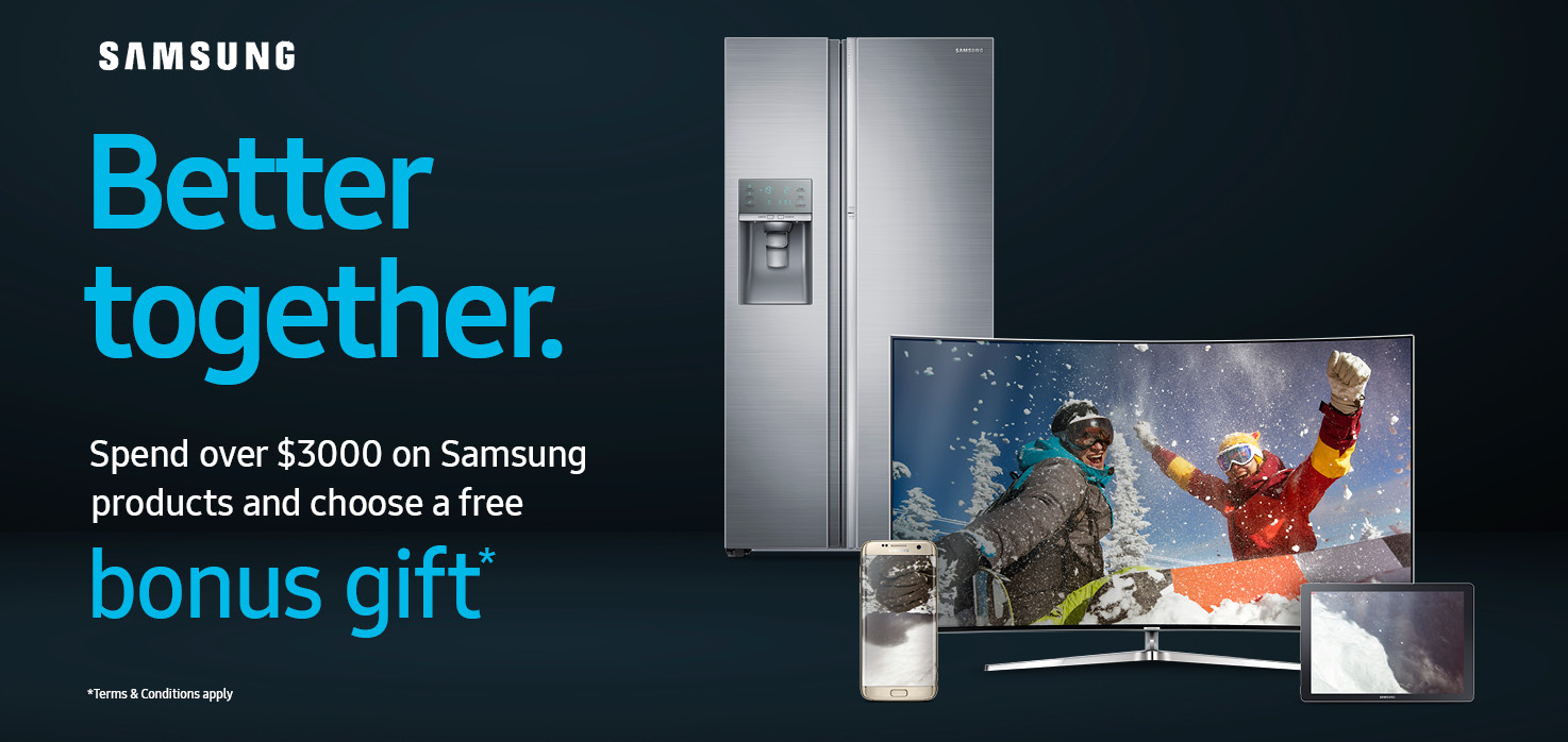 Samsung Better Together