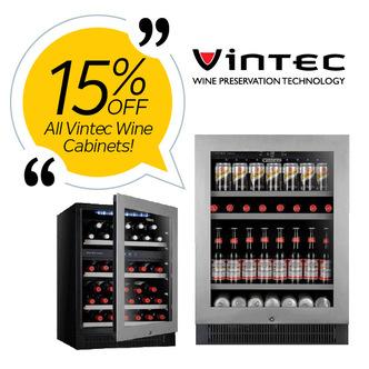 Vintec Wine Cabinets