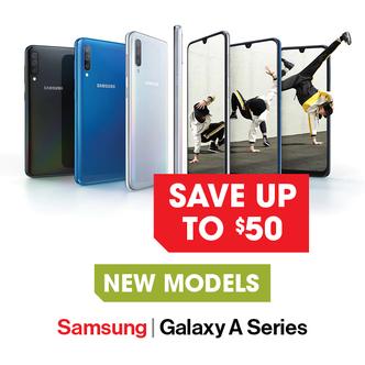 Samsung Galaxy A-series Range