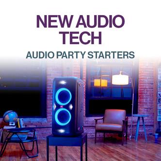 New audio tech