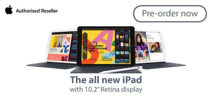 Apple - iPad pre sale