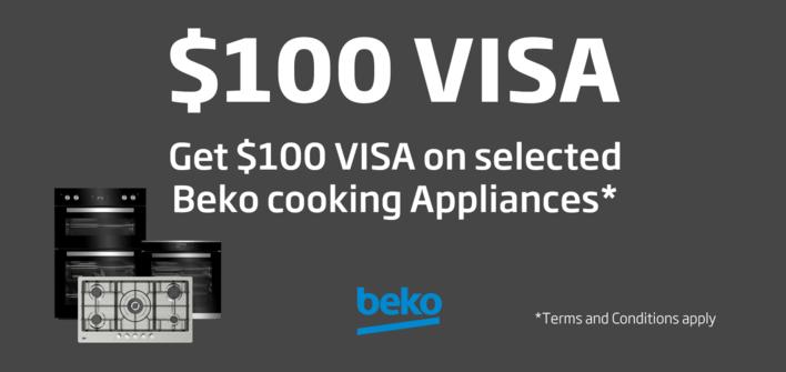 Beko - $100 Visa Promo