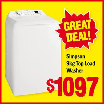 Price Smash - Simpson Washer