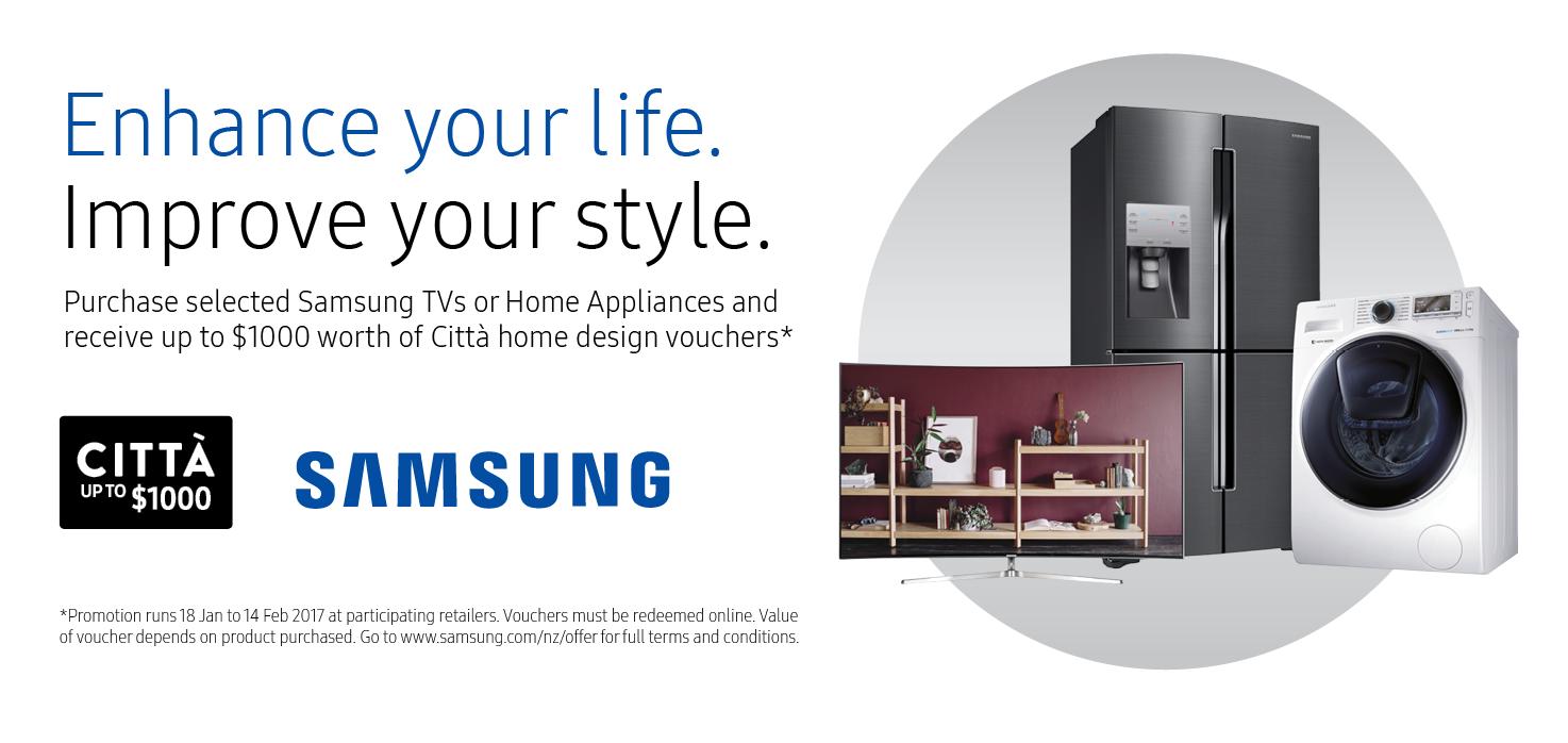 Samsung Citta Design