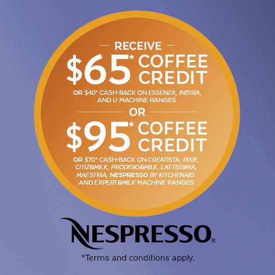 Nespresso Promo