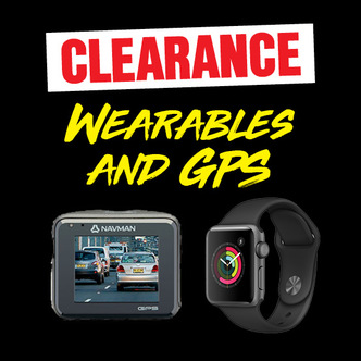 WEARABLES AND GPS
