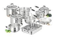 Scanpan 9 Piece Cookware Set