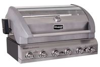 Masport Super Grande 6 Burner Built-in BBQ