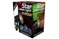 Star Laser Light Deluxe Christmas Light