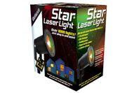 Star Laser Light Deluxe Christmas Light