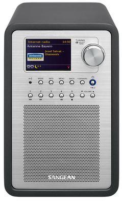 Sangean Internet/FM/DAB Radio