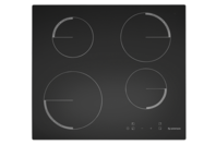Simpson 60cm 4 Zone Boosted Induction Cooktop