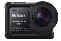 Nikon KeyMission Action Camera - Black