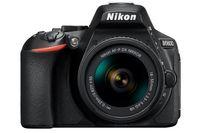 Nikon D5600 BK 18-55MM VR KIT