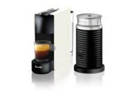 Breville Essenza Mini Bundle Nespresso - White