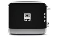 Kenwood kMix 2 Slice Toaster - Black (Display)