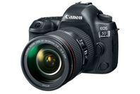 Canon EOS 5D Mark IV 30.4MP Full Frame DSLR Camera w/EF24-105 Lens