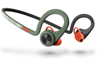 Plantronics Backbeat Fit Bluetooth In Ear Headphones - Stealth Green