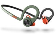 Plantronics Backbeat Fit Bluetooth In Ear Headphones - Stealth Green