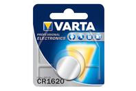Varta CR1620 3V Lithium Coin 1pack