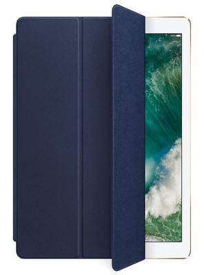 Apple iPad Pro 12.9inch Leather Smart Cover - Blue