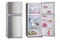 Mitsubishi MR-420T 420L Refrigerator - Stainless Steel