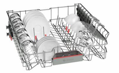 Bosch 60cm built under dishwasher smu66ms02a 4