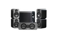 Q Acoustics 3000 5.1 - Home Cinema Speaker Pack