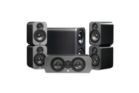 Q Acoustics 3000 5.1 - Home Cinema Speaker Pack