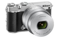Nikon 1 J5 Mirrorless Camera with 10-30mm Lens