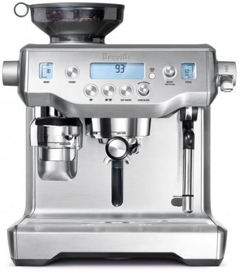 Breville The Oracle Espresso Machine - Stainless Steel
