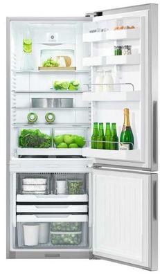Fisher   paykel 403l activesmart fridge rf402brpx6 2