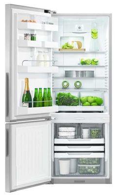 Fisher   paykel 403l activesmart fridge rf402blpx6 2