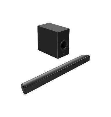 Panasonic 200w 2.1 soundbar w wireless subwoofer sc htb488gnk 2