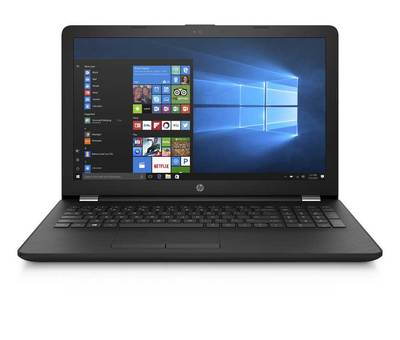 HP Pavilion 15.6inch 15-BW010AX Notebook - Black (Display)