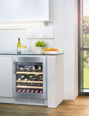 Liebherr 46 bottle built in wine cabinet uwkes1752 5