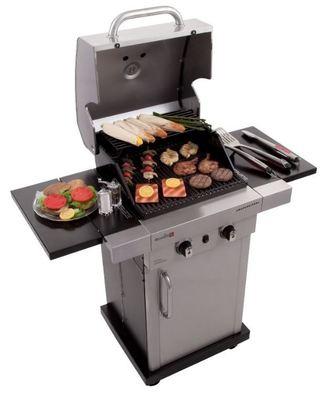 Char broil professional 2 burner grill 463675016 3