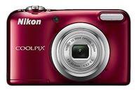 Nikon COOLPIX A10 Camera Red (Display)