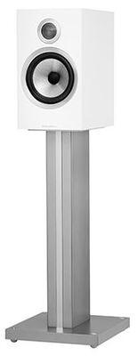 B&W 706 S2 Bookshelf Speaker - White