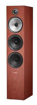 B&W 703 S2 Floorstanding Speaker - Rosenut