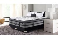 Beautyrest Connoisseur Super King Plush Mattress & Base