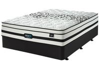 Beautyrest Panama Super King Firm Mattress & Base
