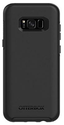 Otterbox Galaxy S8+ Symmetry Series Case (Black)