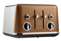 Sunbeam 4 Slice Gallerie Collection Toaster - Brass