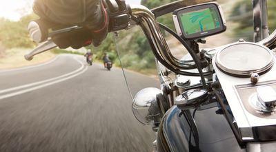 Tomtom rider 400 2